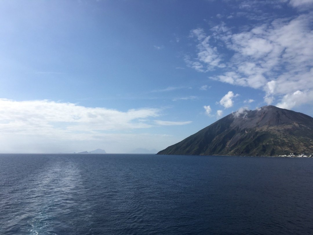 Stromboli y las Eolias
