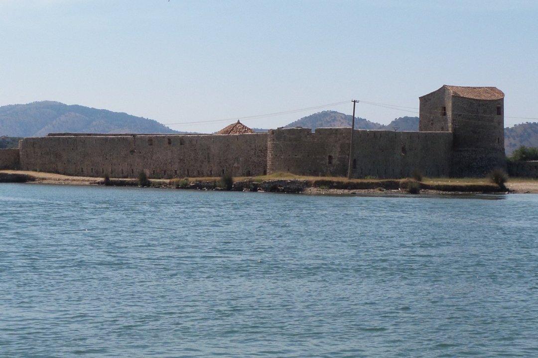 Castillo de Alí Pashá.