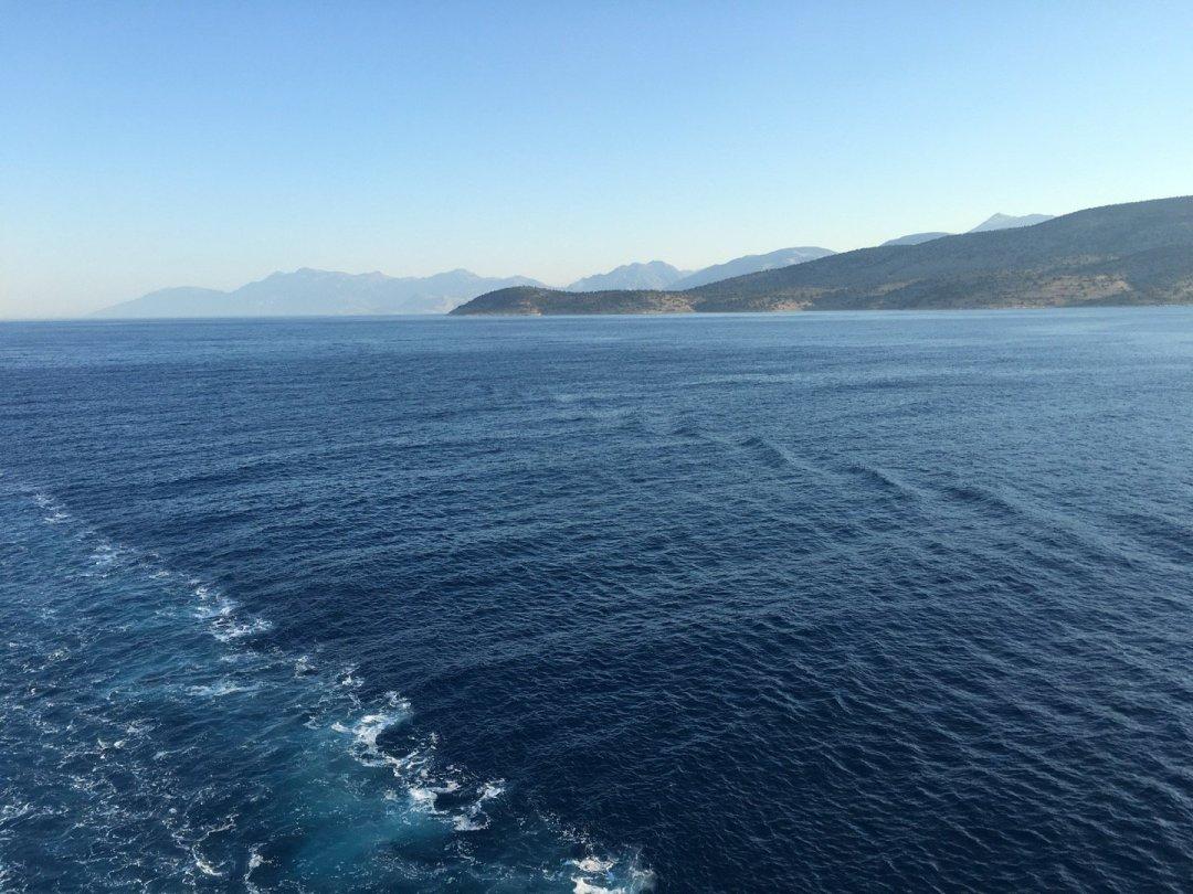 Costa sur de Albania