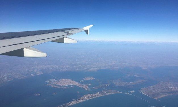 Del aeropuerto Marco Polo a Venecia