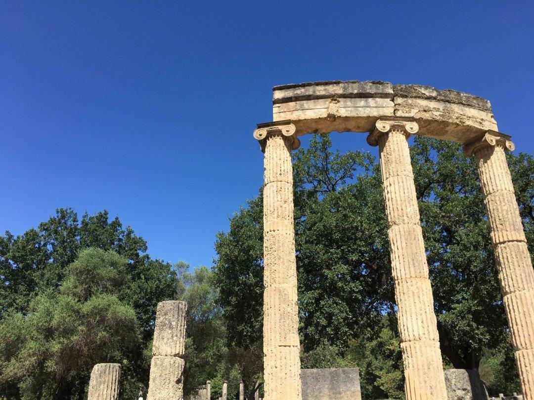 Filipeo, en Olimpia