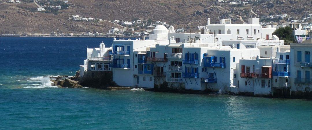 Casas frente al mar en Alefkandra