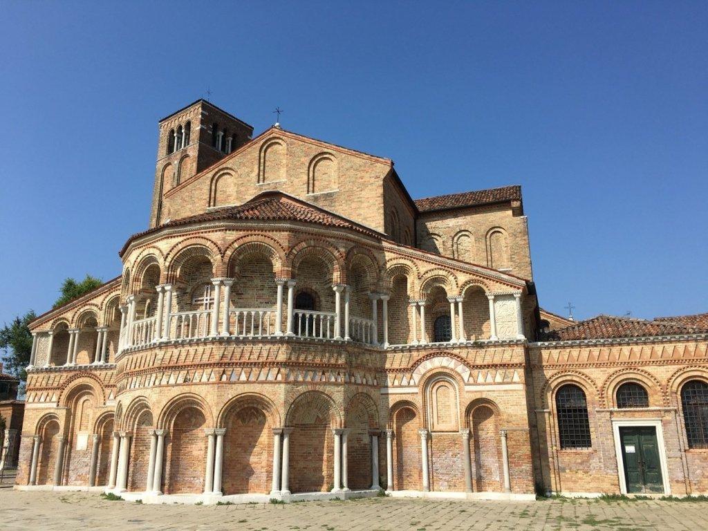 Basílica de Santa María y San Donato