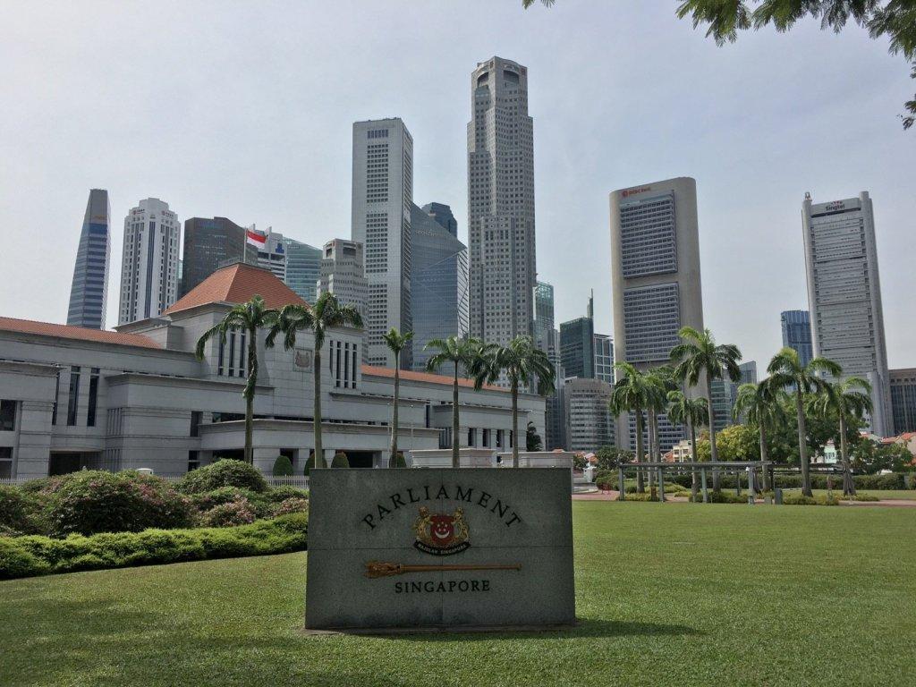 Parlamento de Singapur