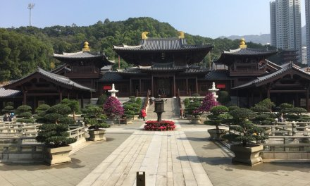 El convento Chi Lin