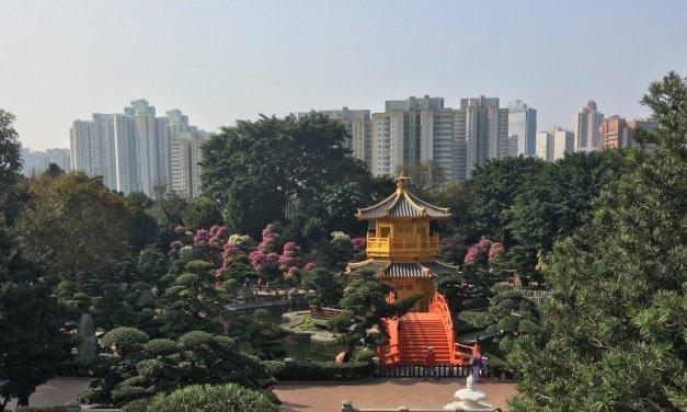 Un día en Hong Kong