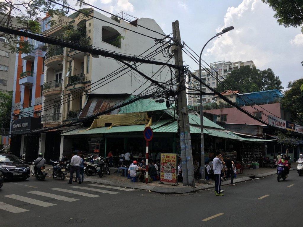 Una esquina de Saigón
