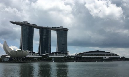 En el Marina Bay Sands