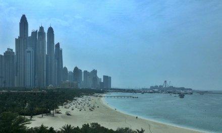 Un día en Dubai