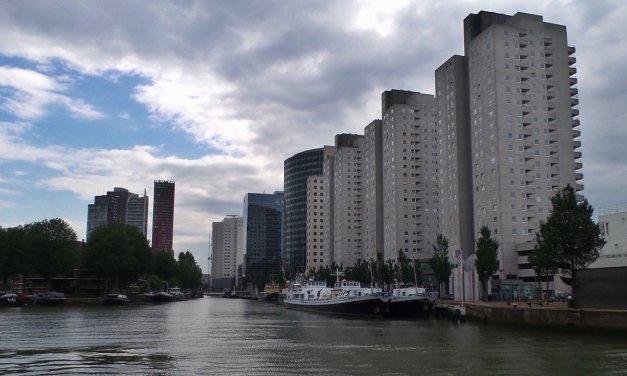Un largo día en Rotterdam
