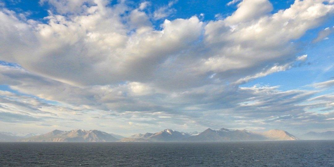 Costa noreste de Islandia