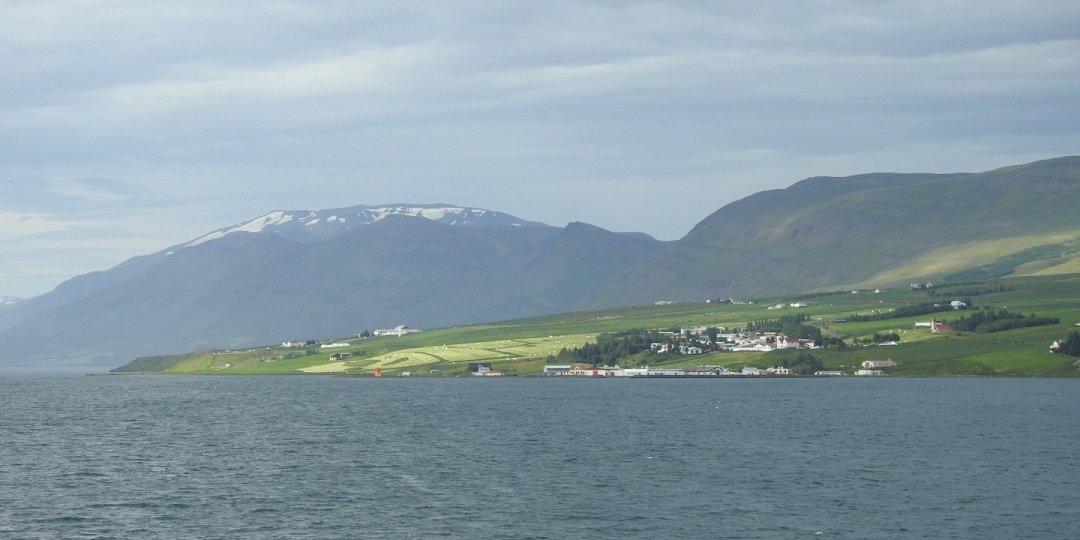 Granjas cerca de Akureyri