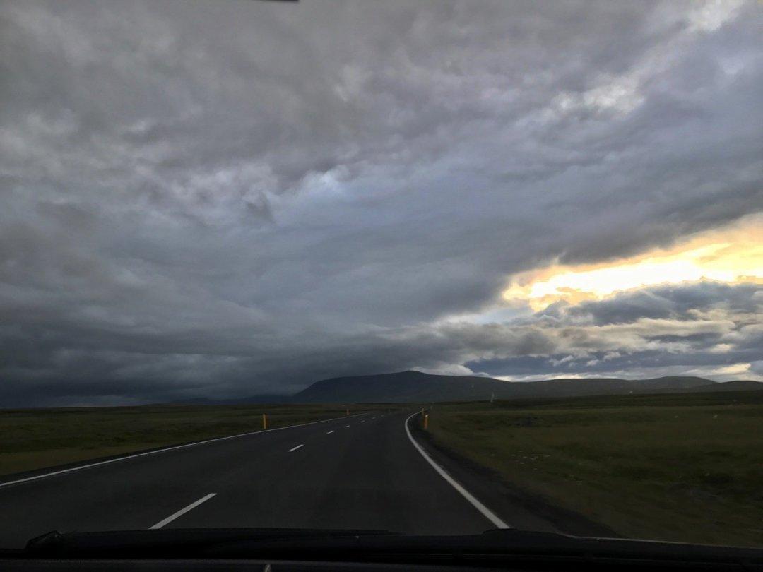 Camino de Reykjavik
