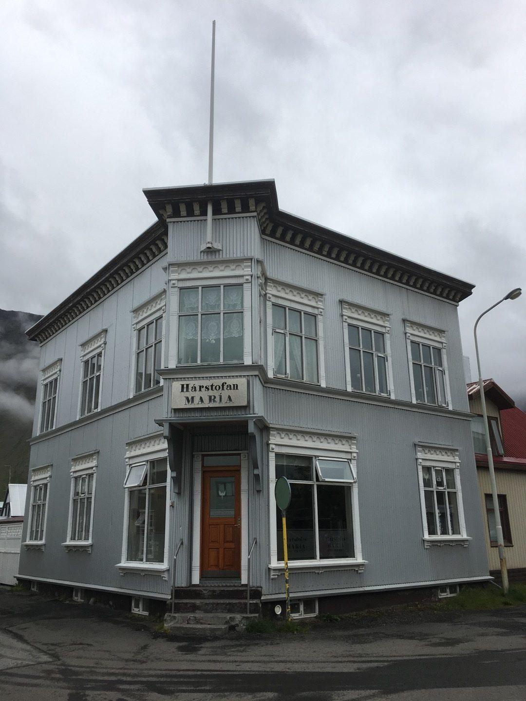 Casa tradicional de Ísafjörður