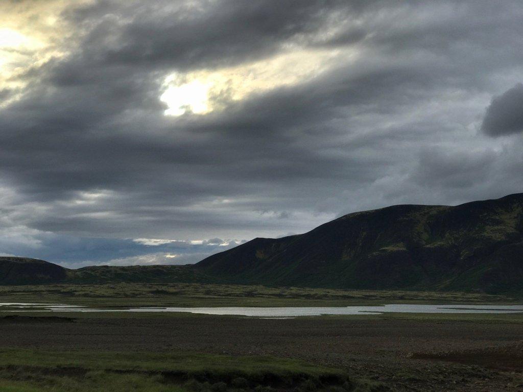 En ruta hacia Þingvellir
