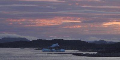 Atardecer en Groenlandia 7