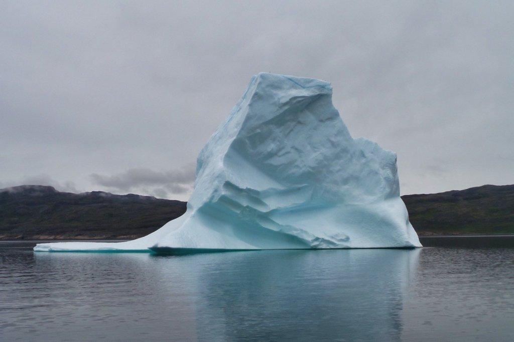 Iceberg en Hvalseyfjördur
