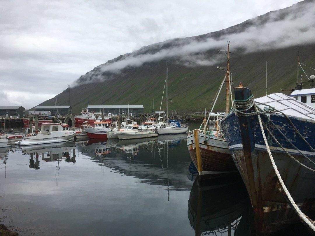 Puerto de Ísafjörður