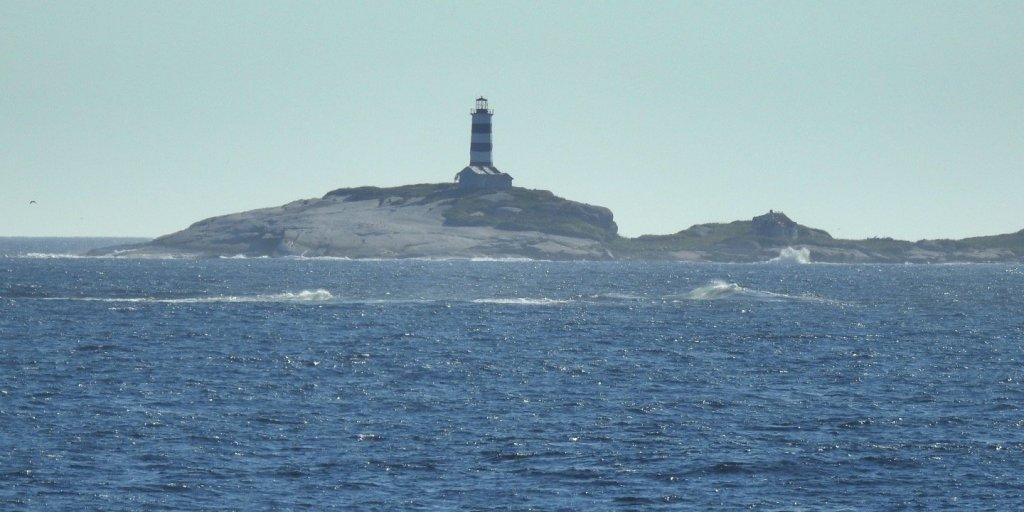 Faro de la isla de Sambro
