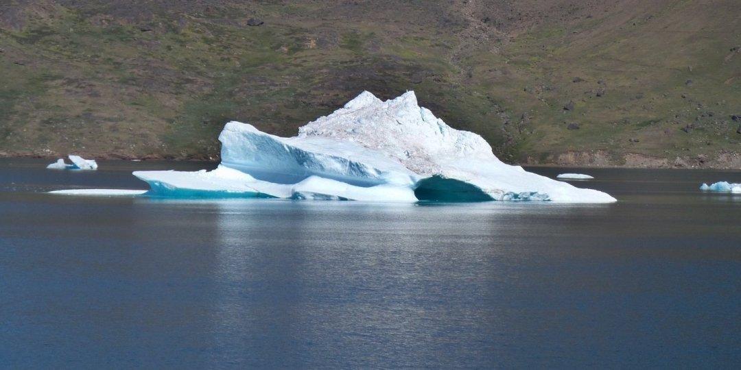 Iceberg en el Ikersuaq