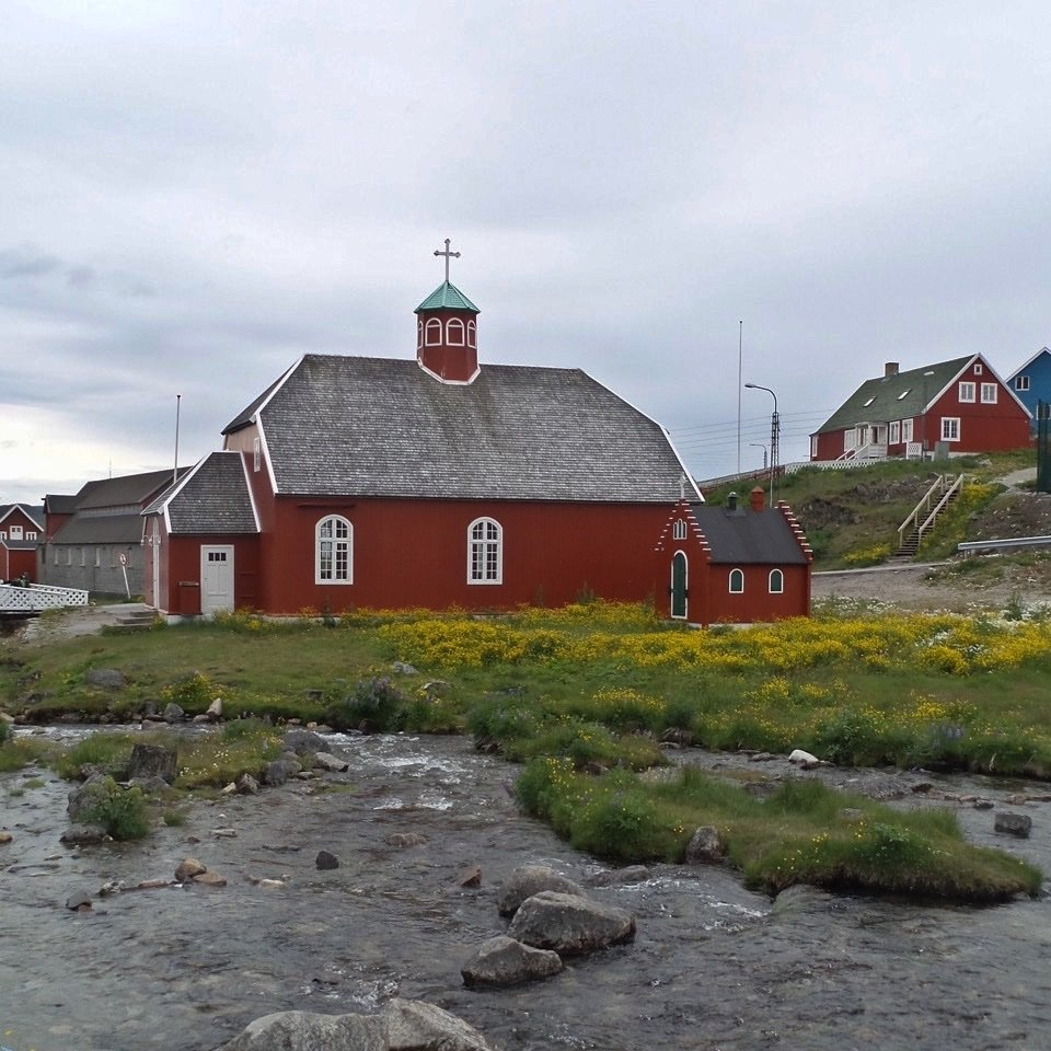 Iglesia de Qaqortoq