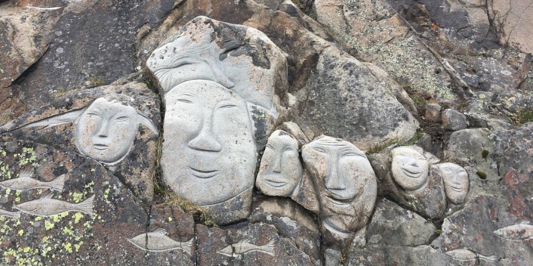 Piedra y Hombre