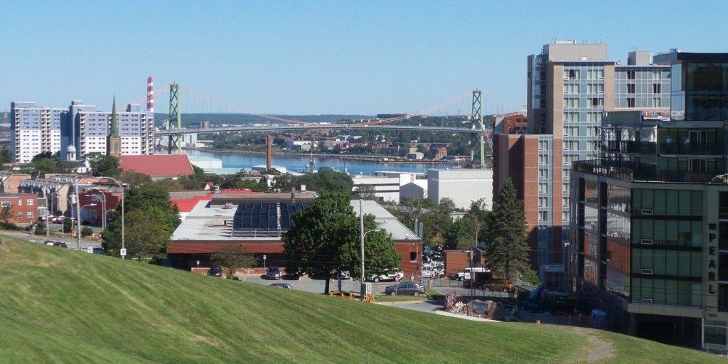 Puente Macdonald desde la ciudadela