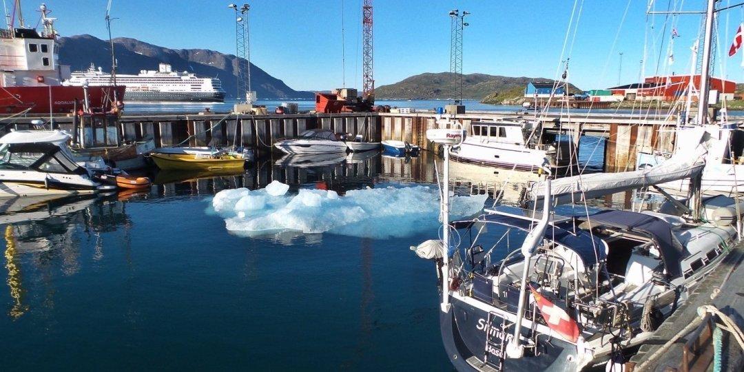 Puerto de Narsaq