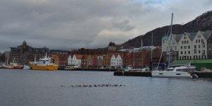 Bryggen desde Strandkaien