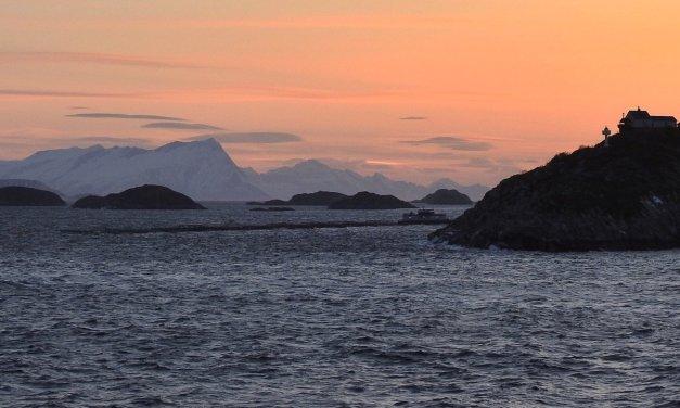 Hurtigruten en invierno. Día 4: Brønnøysund – Svolvær