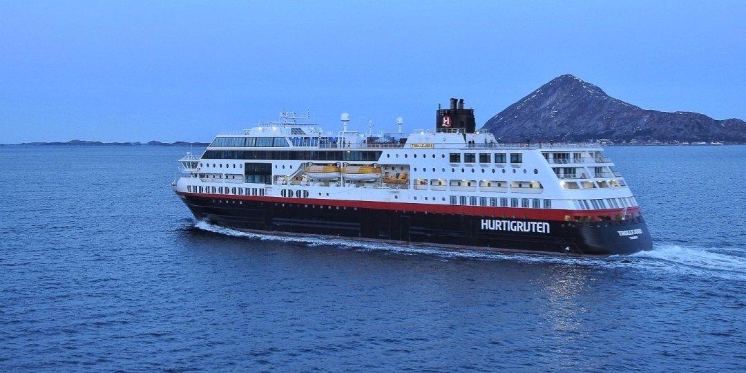 El MS Trollfjord
