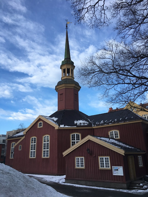 Iglesia de Bakke