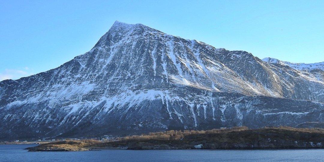 Isla de Sandhornøya