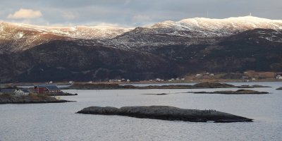 Islotes de Flåvær