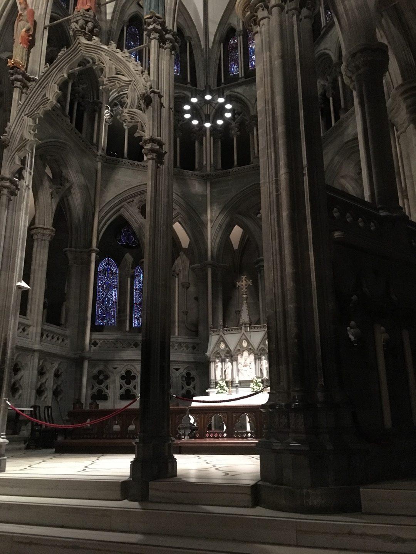 Presbiterio de Nidaros
