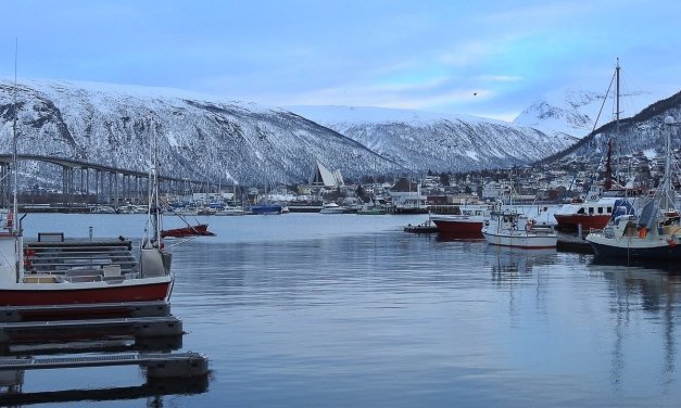Tromsø en invierno