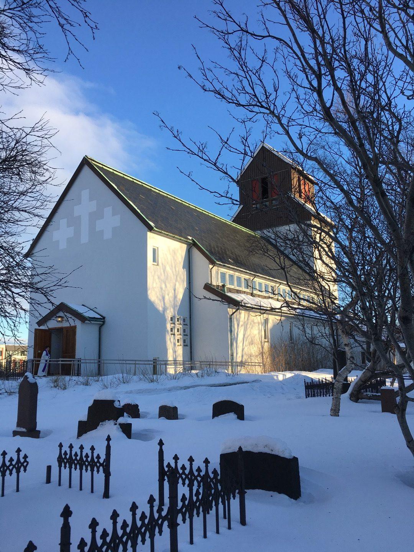 Iglesia de Kirkenes