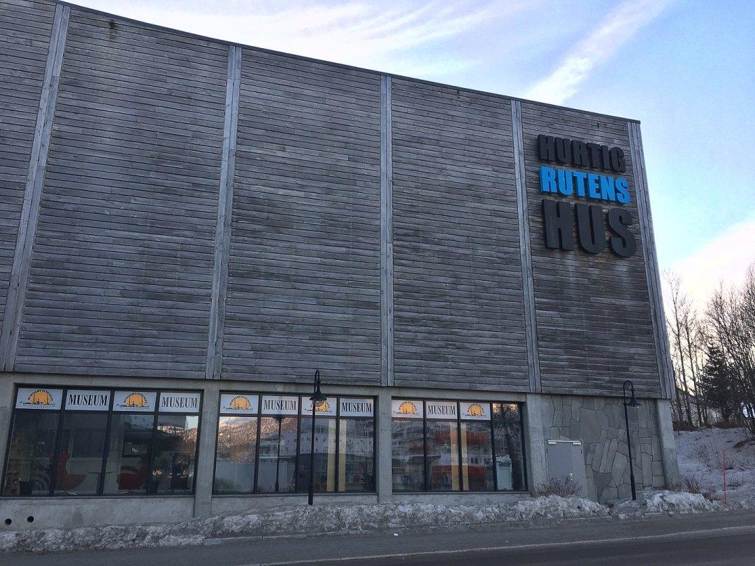 Museo Hurtigruten de Stokmarknes