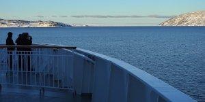 Navegando por el Bøkfjorden