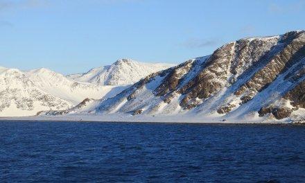Hurtigruten en invierno. Día 6: Øksfjord – Berlevåg