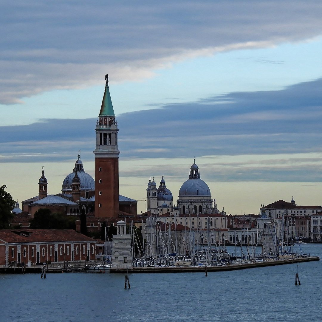 San Giorgio Maggiore al amanecer