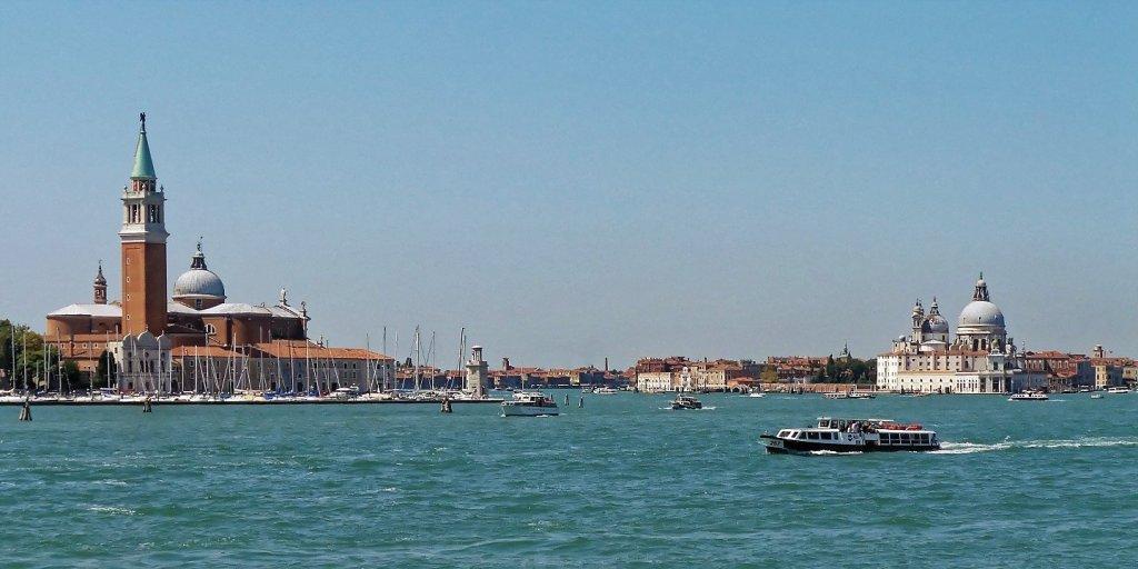 Bacino San Marco desde Riva San Biasio