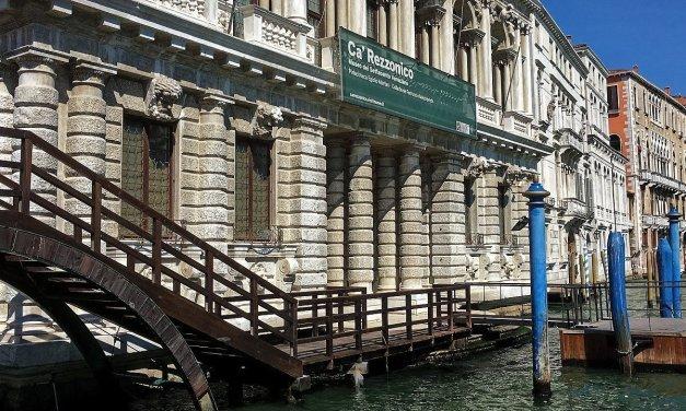 Ca' Rezzonico, esplendor y decadencia en el settecento veneciano