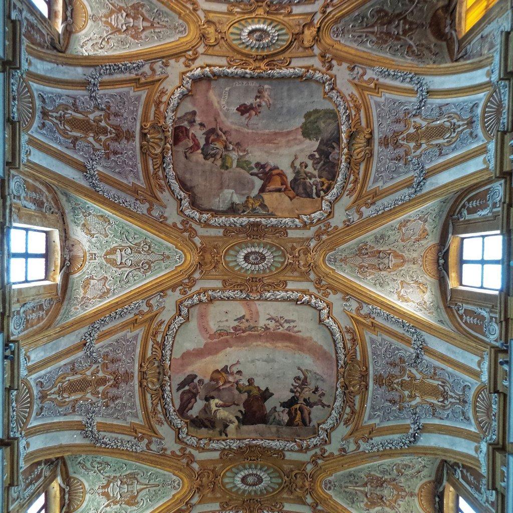 Frescos de Francesco Fontebasso