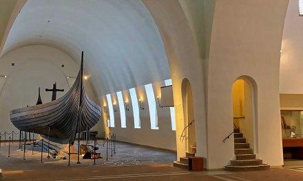 El Museo de Barcos Vikingos de Oslo