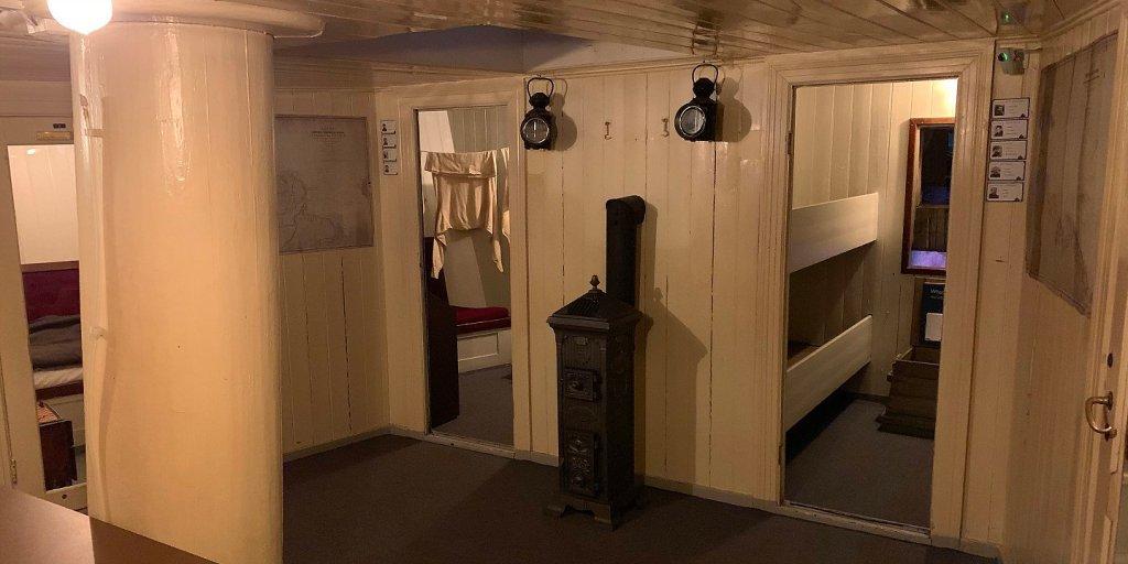 Interior del Fram