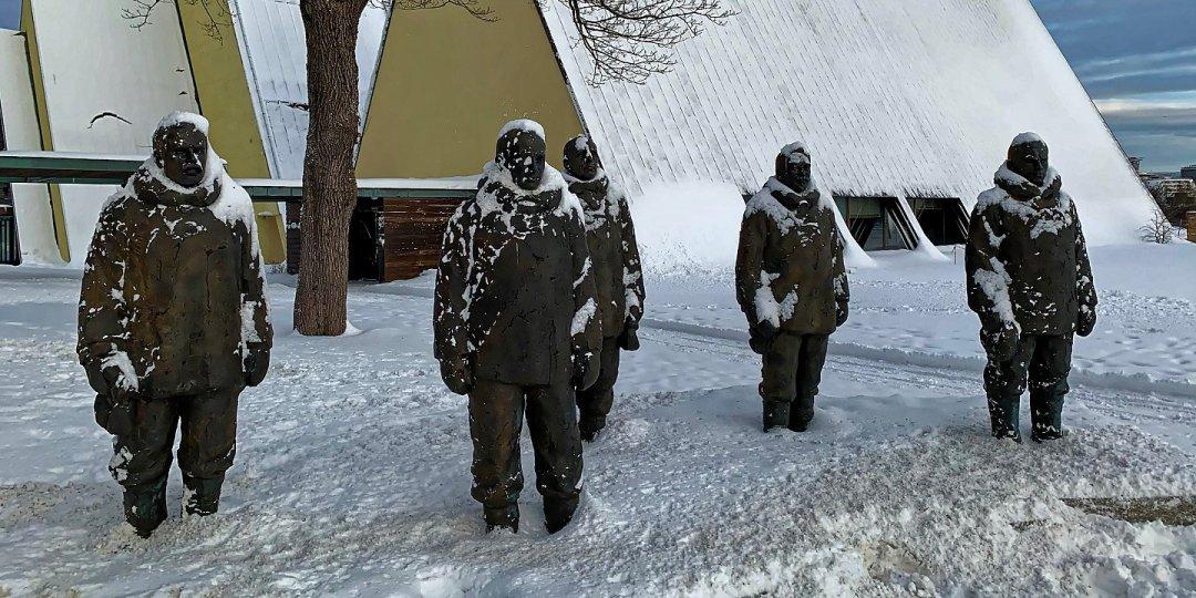 Monumento a Amundsen