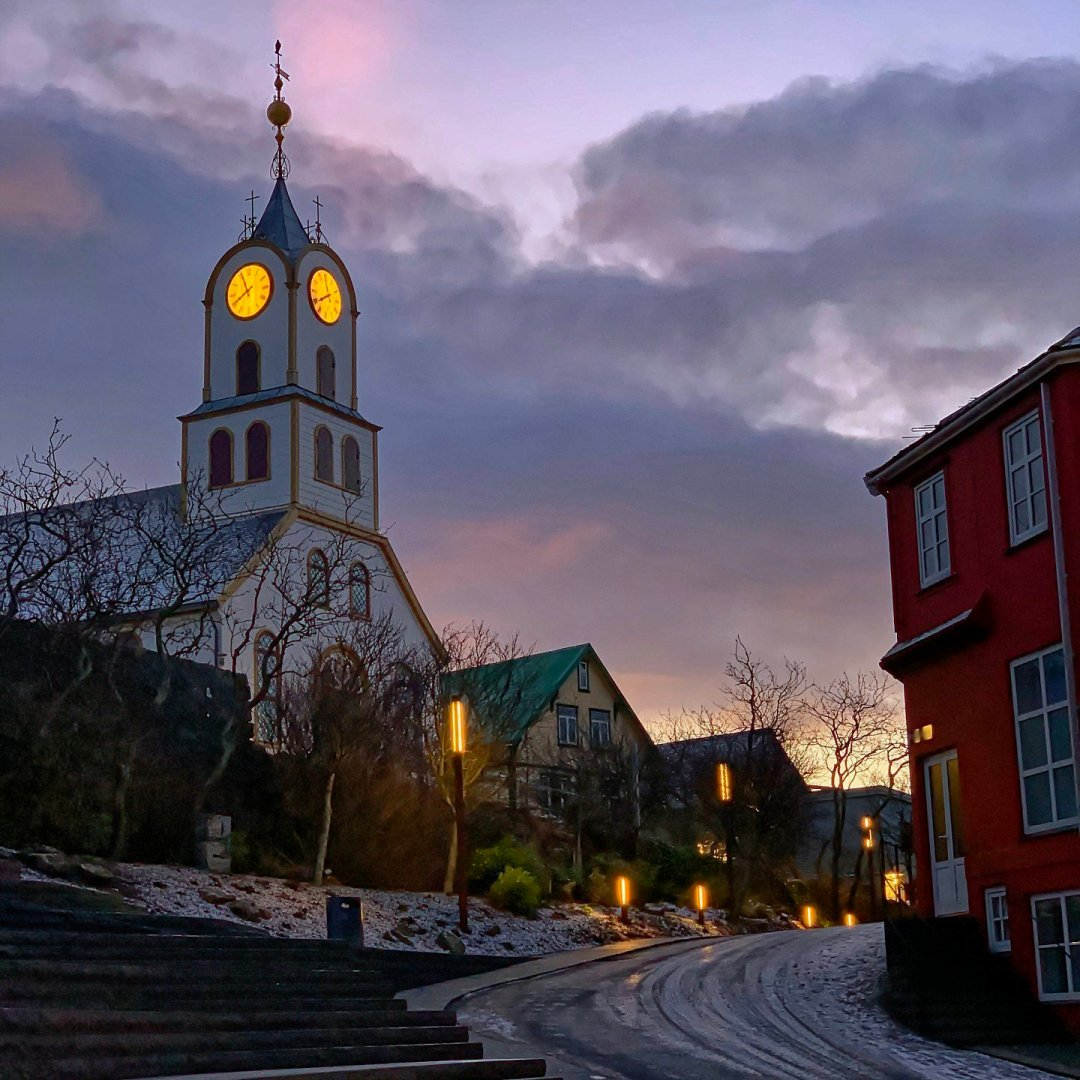 Catedral de Tórshavn