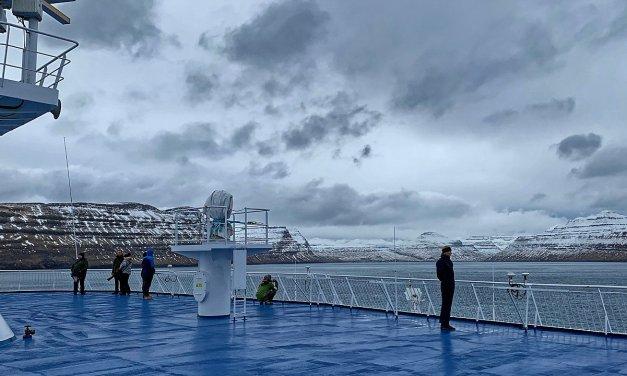 De Tórshavn a Seyðisfjörður