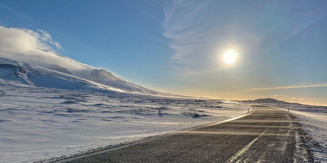 Al oeste del Snæfellsjökull 3
